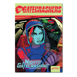 A Night of Gatecrashing Webcomic